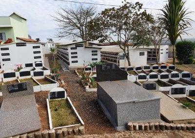 Cemiterio de Animais Botucatu Sepultamento de animais Quadra com lapide 20