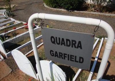 Sepultamento de animais Quadra Garfield Cemiterio de Animais Botucatu