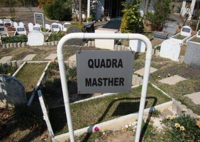 Sepultamento de animais Quadra Masther Cemiterio de Animais Botucatu