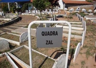 Sepultamento de animais Quadra Zal Cemiterio de Animais Botucatu